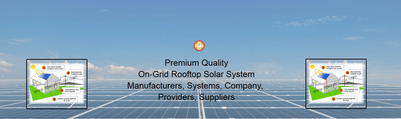 On-Grid Rooftop Solar System